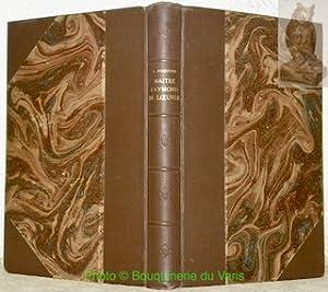 Maître Raymond de Loeuvre. Un Magister au XVIme siècle.Illustrée de 54 dessins ...