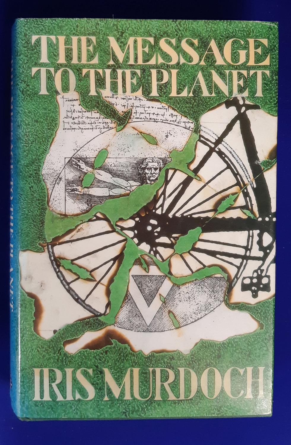 The Message to the Planet.: Murdoch, I.