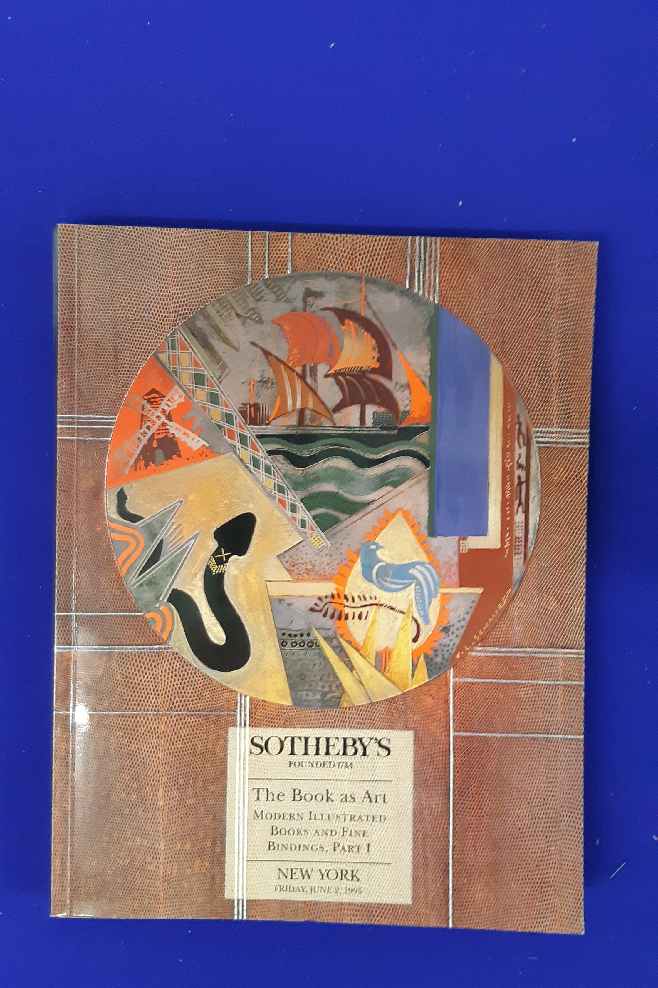 The Book As Art : Modern illustrated: Sotheby's
