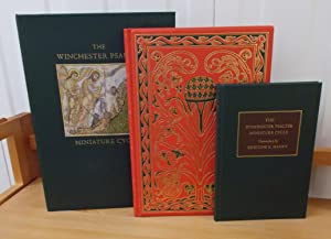 The Winchester Psalter Miniature Cycle, 2015. [: Folio Society.