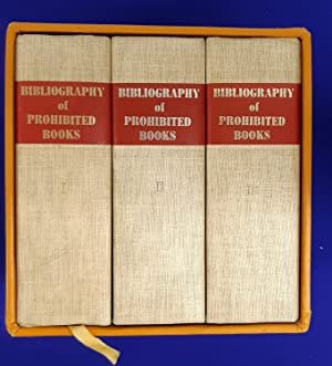 Bibliography of Prohibited Books.