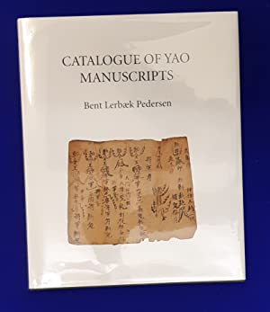 Catalogue of Yao Manuscripts.