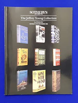 The Jeffrey Young collection. [ Sotheby's, auction catalogue, sale date: 14 December, 1992 ].