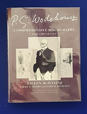 P.G. Wodehouse. A Comprehensive Bibliography and Checklist.