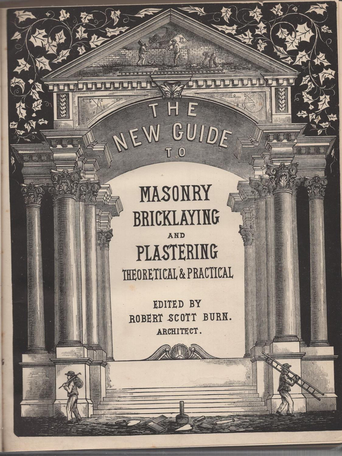Practical Bricklaying, First Edition - AbeBooks