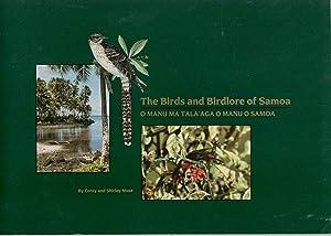 The Birds and Birdlore of Samoa, O: MUSE COREY &