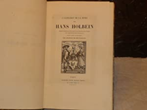 L'ALPHABET DE LA MORT DE HANS HOLBEIN.: HOLBEIN Hans -