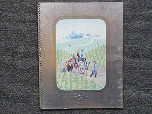 Catalogue NICOLAS. Liste des grands vins fins 1933. Illustrations de Jean HUGO.: NICOLAS - HUGO Jean
