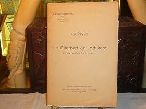 Le Charivari de l'Adultère et les courses: SAINTYVES Pierre