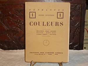COULEURS. Delacroix - Corot - Cézanne -: COURTHION Pierre
