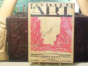 FEUILLETS D'ART. Recueil de littérature et d'art: VOGEL Lucien -