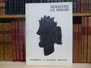 DERRIERE LE MIROIR N° 144-145-146. - Hommage: BRAQUE Georges