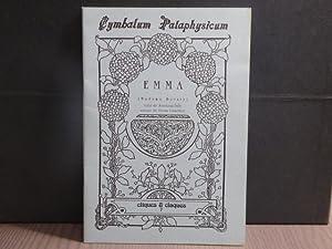 EMMA ( Madame BOVARY ). Texte de: BAILLY Jean-Louis -
