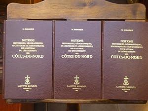 NOTIONS historiques, géographiques, statistiques et agronomie sur: HABASQUE M.