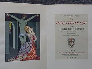 La Pécheresse.: REGNIER Henri (