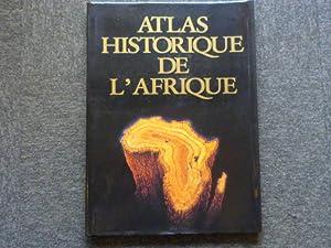 Atlas historique de l'Afrique.: ADE AJAYI J.F.