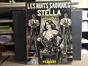 Les nuits sadiques de STELLA.: FOXER Jean