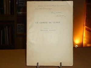 Le Comte de LUDRE. Préface de Maurice: LUDRE - BARRES