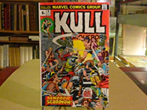 KULL The Conqueror. VOL.2. N°9.: SEVERIN Mary &