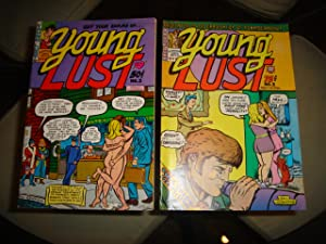 Young Lust. Adult Material. Sexploitation Comics Group.Get your share of. Young Lust. n° 2....
