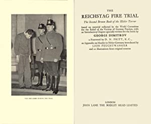 The Reichstag Fire Trial. The second Brown: Nationalsozialismus -