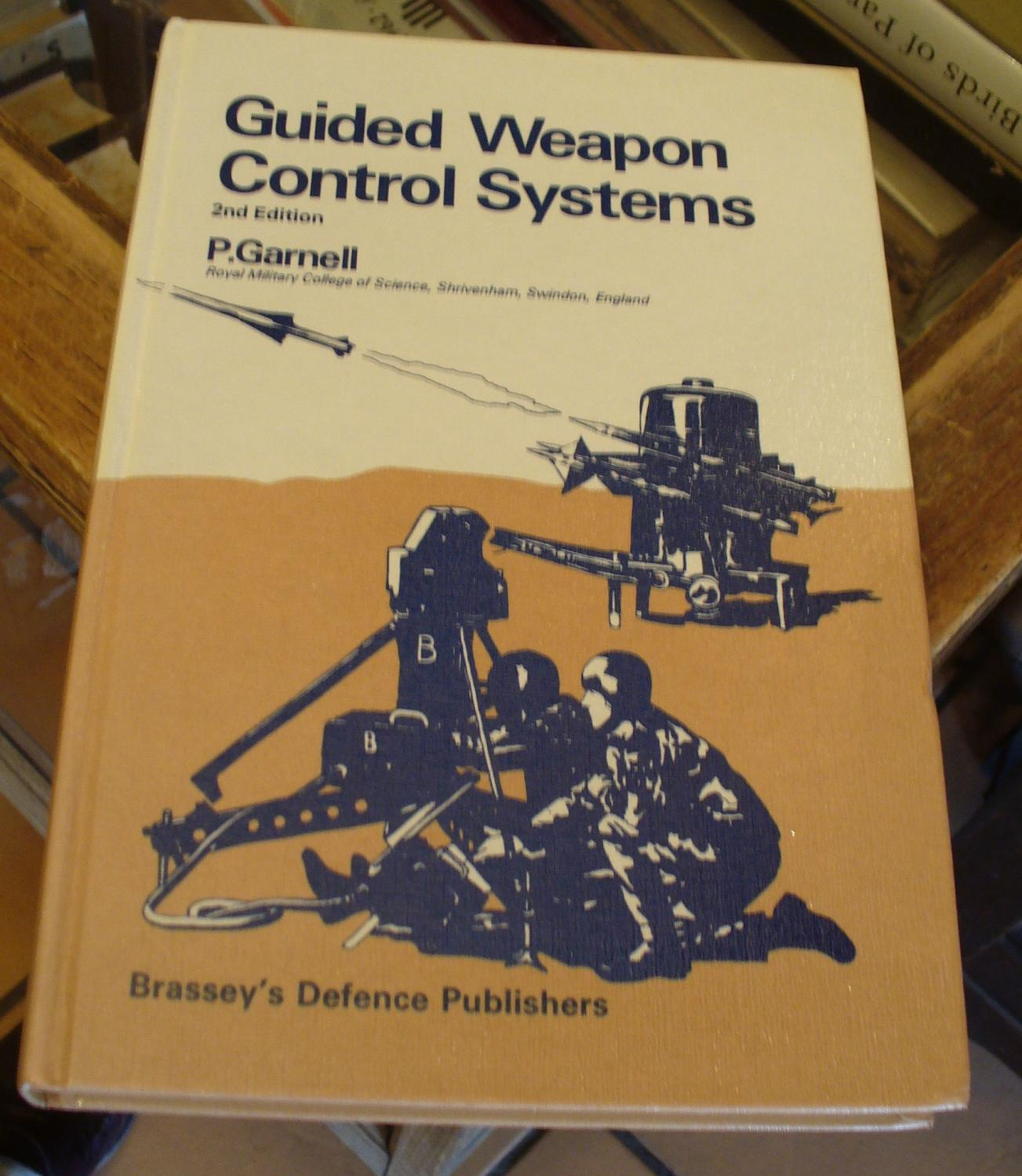 guided weapon control systems 2nd edition by garnell p brassey s rh abebooks com Gun Fire Control System guided weapon control systems garnell