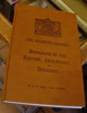 The Maldive Islands. Monograph on the History, Archaeology, and Epigraphy.: Bell, H. C. P.