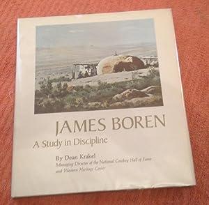 James Boren: A Study in Discipline: Krakel, Dean