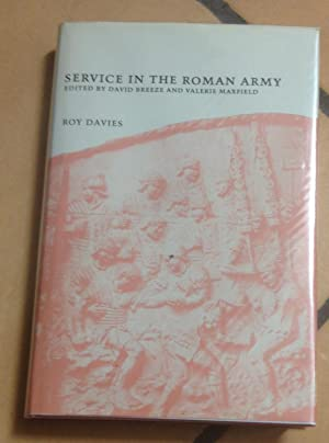 Service in the Roman Army: Davies, Roy (Breeze,