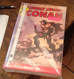 The Savage Sword of Conan, Volume One: Richardson, Mike (pub.)
