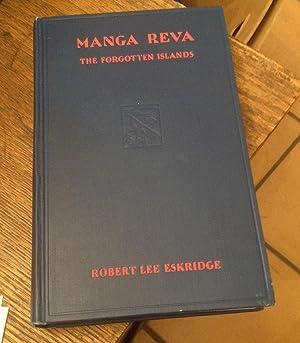Manga Reva: The Forgotten Islands: Eskridge, Robert Lee