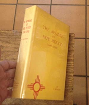 The Apaches of New Mexico 1540-1940
