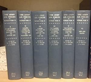 The Army Air Forces in World War: Craven, Wesley Frank
