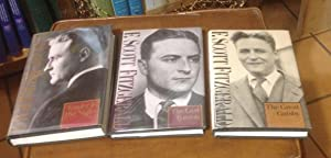 The Great Gatsby, The Last Tycoon, & Tender is the Night: 3 Volumes: Fitzgerald, F. Scott
