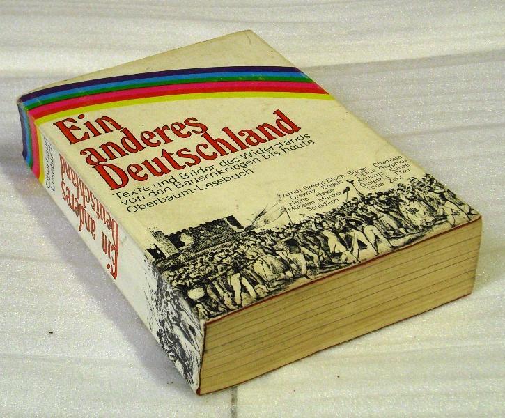 Ein anderes Deutschland. Texte und Bilder des: Haß, Ulrike, Jochen
