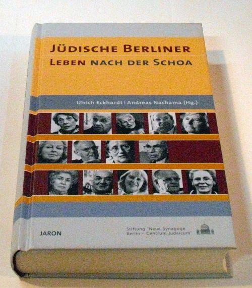 Jüdische Berliner. Leben nach der Schoa. 14 Gespräche. Fotografie: Elke Nord. >Sehr ...