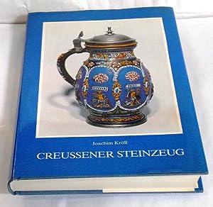 Creussener Steinzeug. Ein Handbuch für Sammler und: Kröll, Joachim.