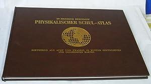 Physikalischer Schul-Atlas. Bestehend aus acht und zwanzig: Berghaus, Heinrich.