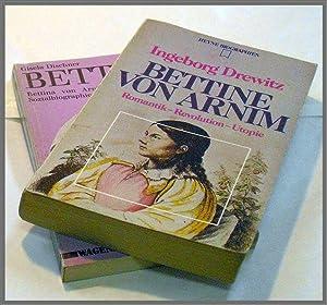 Bettine von Arnim. Romantik - Revolution -: Drewitz, Ingeborg.