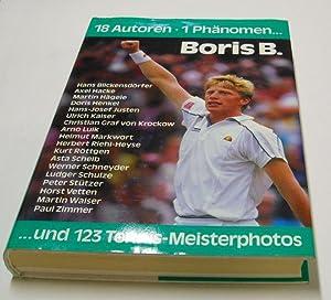Boris B. 18 Autoren und 1 Phänomen.: Riehl-Heyse, Herbert. (Herausgeber).