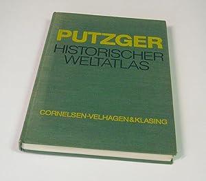Putzger Historischer Weltatlas.: Leisering, Walter. (Herausgeber).