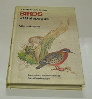 A Field Guide to the Birds of: Harris, Michael.