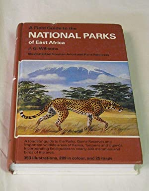 A Field Guide to the National Parks: Williams, John G.