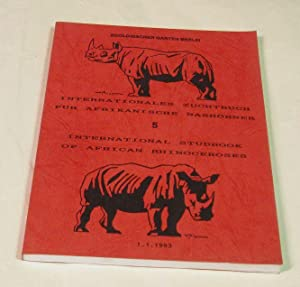 Zoo. - Internationales Zuchtbuch für afrikanische Nashörner.: Zoologischer Garten Berlin