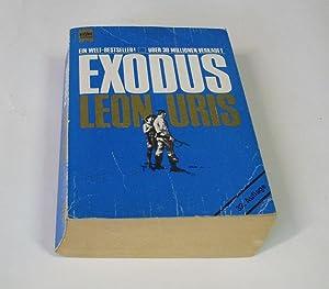 Exodus. Das große Epos um die Gründung: Uris, Leon.