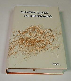 Im Krebsgang. Eine Novelle.: Grass, Günter.