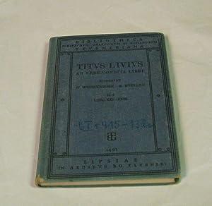 Latein. - Titi Livi ab urbe condita: Titus Livius.