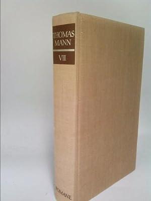 Bekenntnisse des Hochstaplers Felix Krull : Der: Thomas Mann
