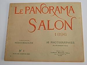 Le Panorama, Salon - 1896 - n°: collectif)