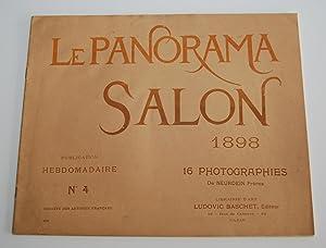 Le Panorama, Salon - 1898 - n°: collectif)